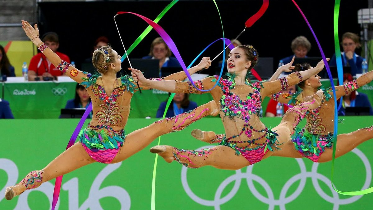 связи этим групповая гимнастика фото говорит, что каждого