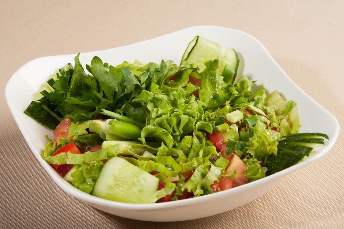 какие салаты можно при диете