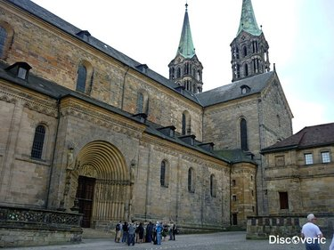 бамберг кафедральный собор (bamberg cathedral)
