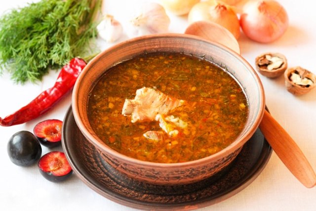 суп харчо классический рецепт с картошкой