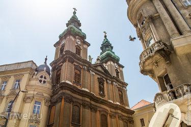 университетская церковь будапешт