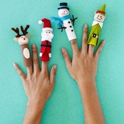 Новогодние поделки своими руками для детей