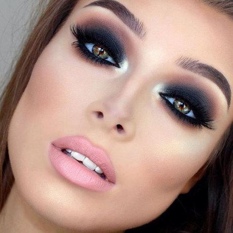 красивые макияжи фото