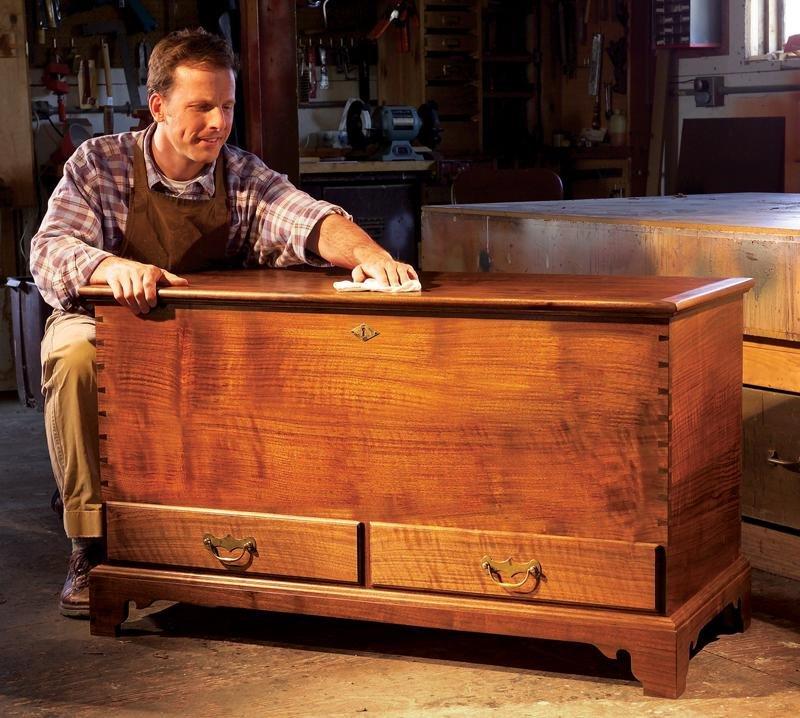 """Изготовление мебели своими руками из дерева для спальни"""" - к."""