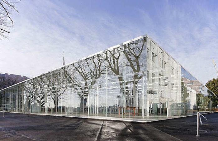 25 потрясающих шедевров современной архитектуры из Японии, которые ... Школа из стекла в Канагаве