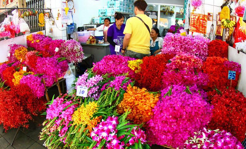 Оптовые рынки цветов в ростове