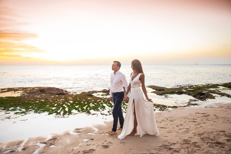 Свадьба на Бали.