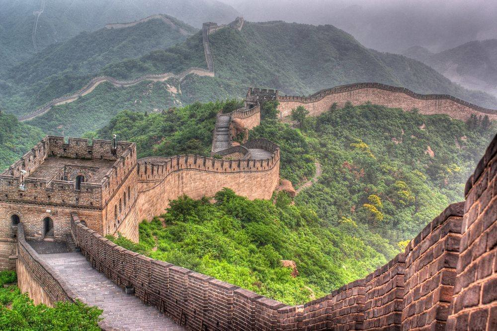 an introduction to the history of the great wall of china Introduction-great wall of china the great wall spans more than two thousand years and traverses 5,000 kilometers the great wall, like the pyramids of egypt, the taj mahal in india and the hanging garden of babylon, is one of the great wonders of the world.