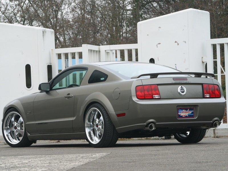 Geiger Ford Mustang GT