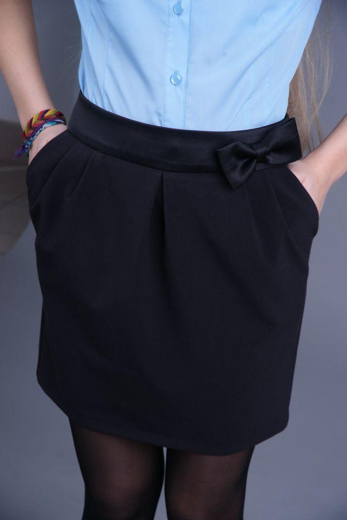 Сшить юбку с карманами своими руками фото 866