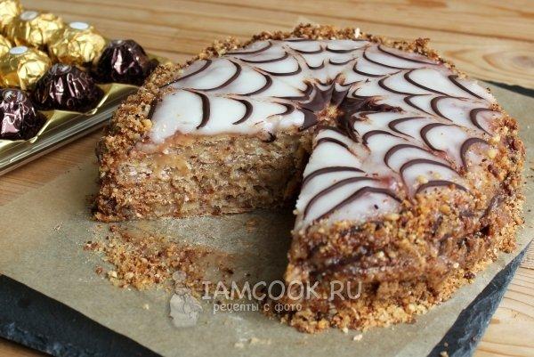 Рецепты тортов с фото поэтапно