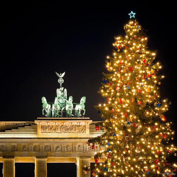многие фото рождественской немецкой елки фото
