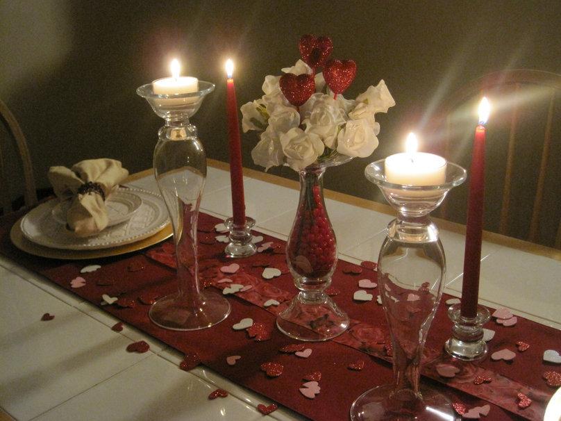 вечер знакомых романтический для