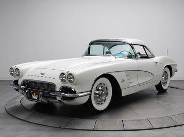chevrolet corvette c1 1961