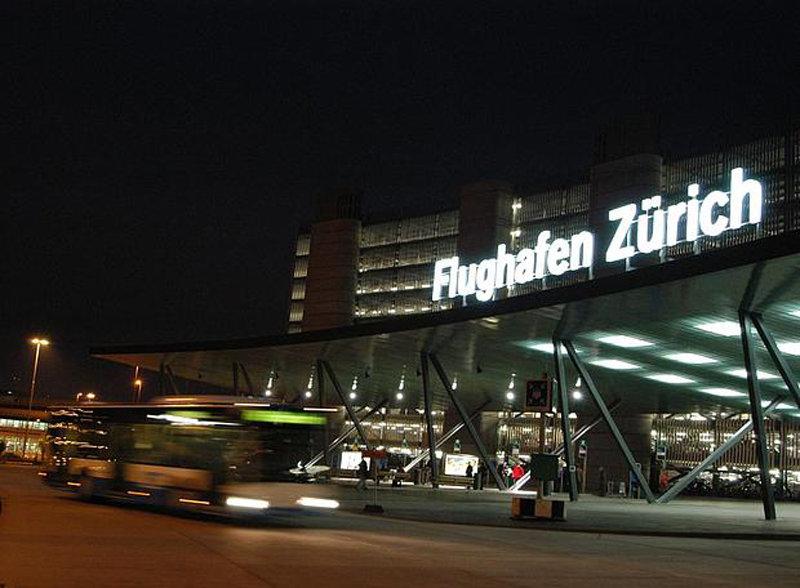Аэропорты в Швейцарии в каких городах фото