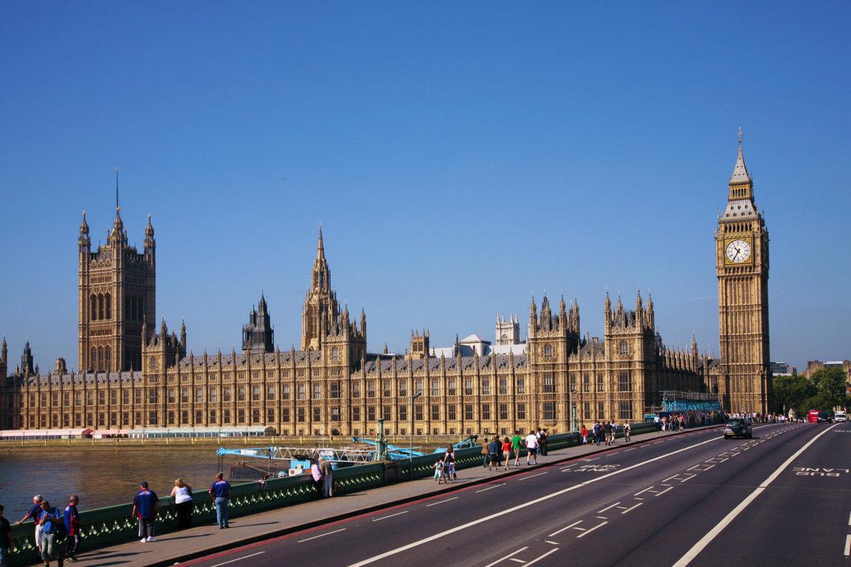 фото лондона достопримечательные места двенадцать