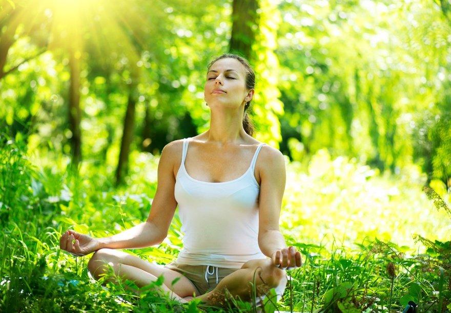 Медитация на омоложение и похудение