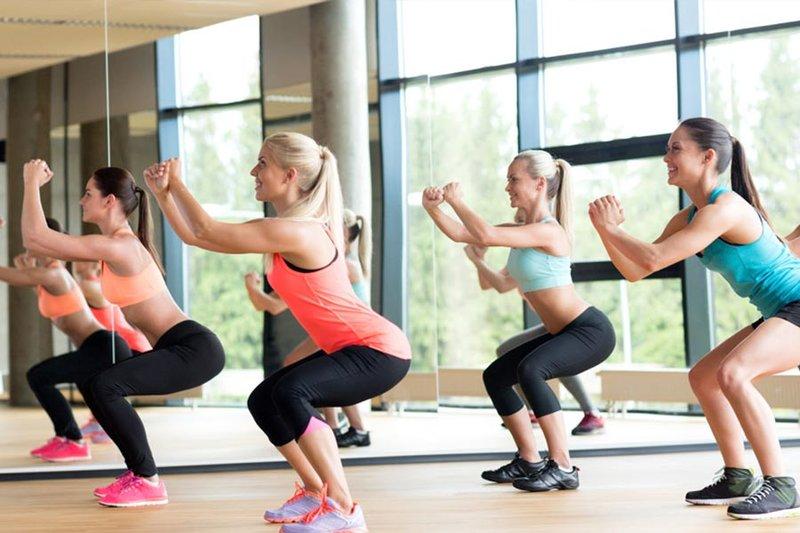 Спб обучение тренер по фитнесу