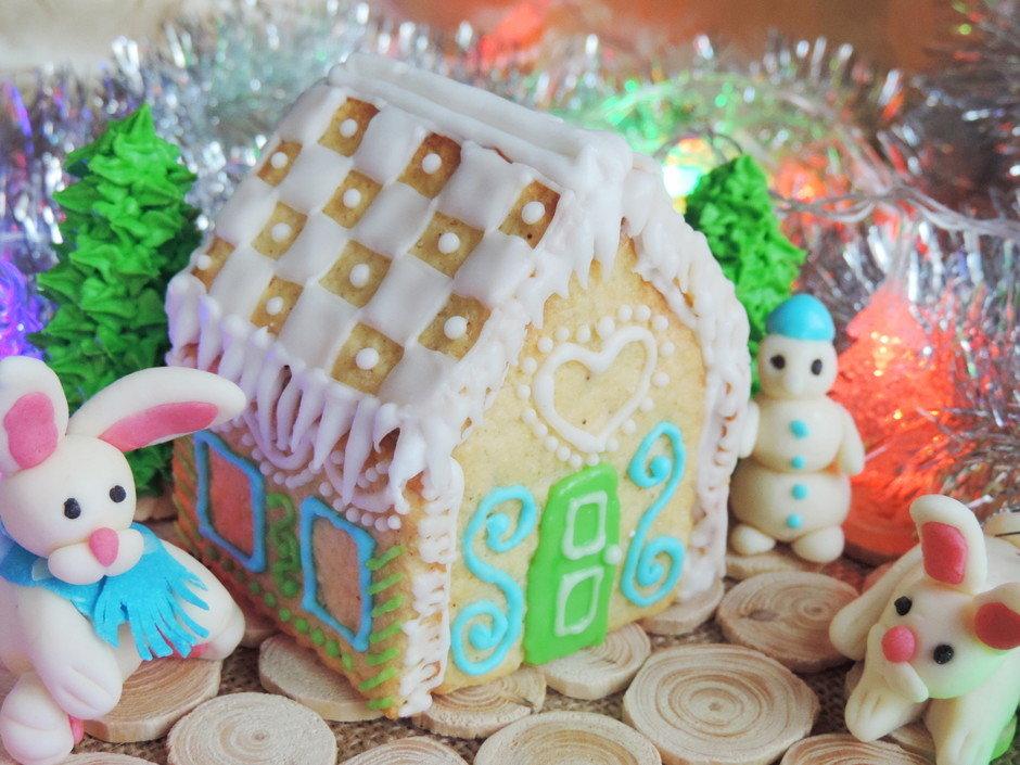 этом, пряничный домик рецепт с фото картинки юбилей