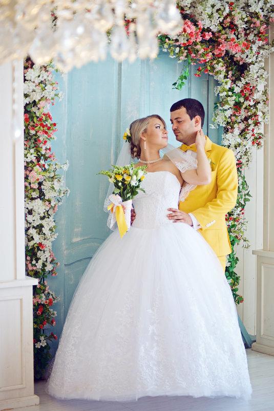 фотостудии в самаре для свадьбы бронзовая статуя