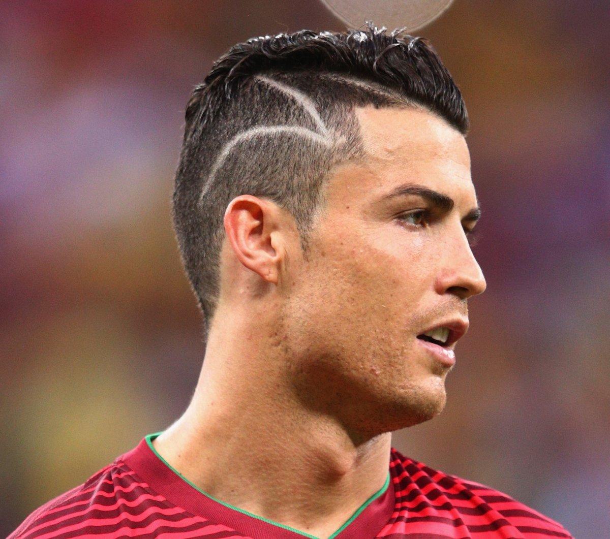 ronaldo hairstyle to make - 768×677