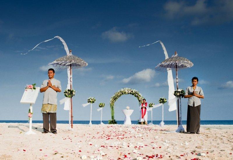 Свадьба на Бали: исполняем мечты.
