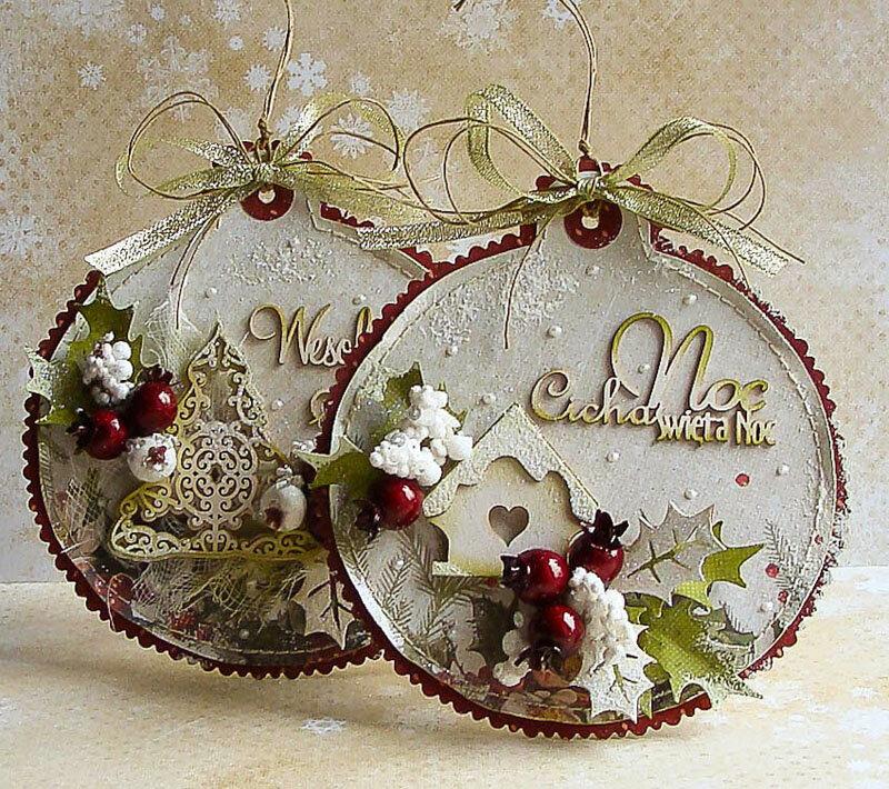 С рождеством и новым годом открытка своими руками