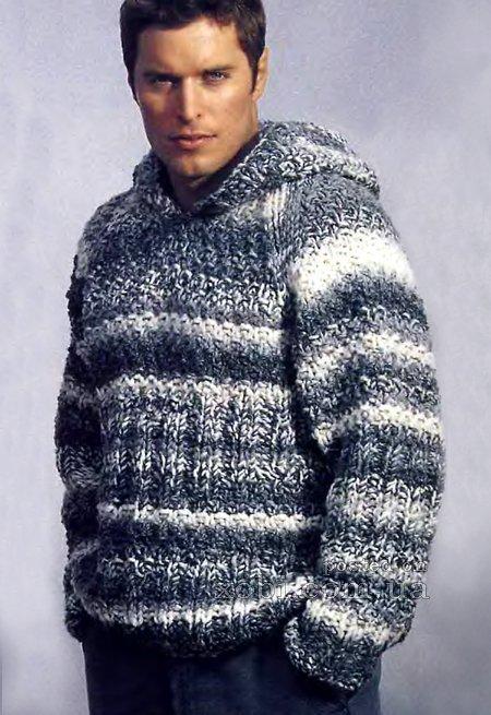 «Мужские вязаные пуловеры, мужские вязаные свитера ...