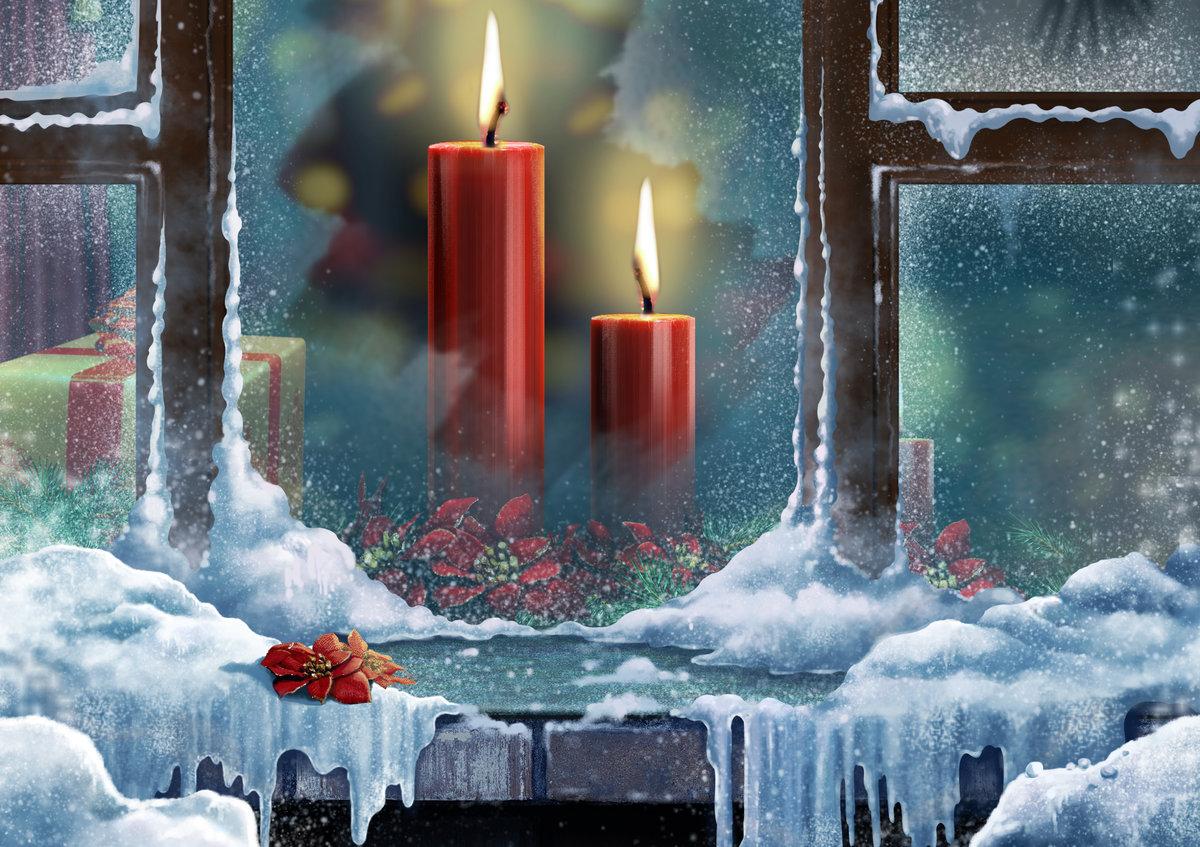 Открытка с зимними праздниками, для тебя картинки