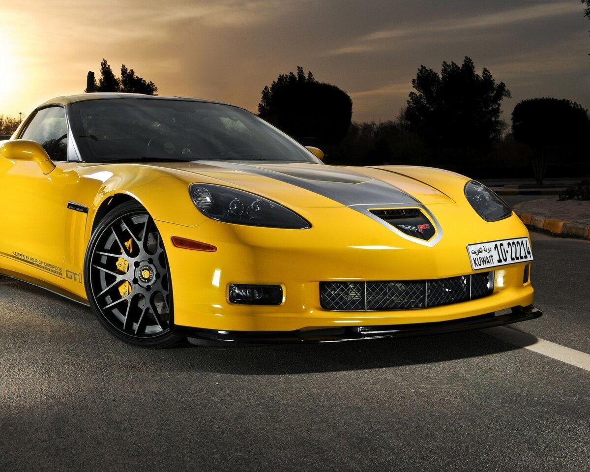 можете желтые машины фото стиле хай-тек