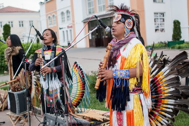 перуанские индейцы