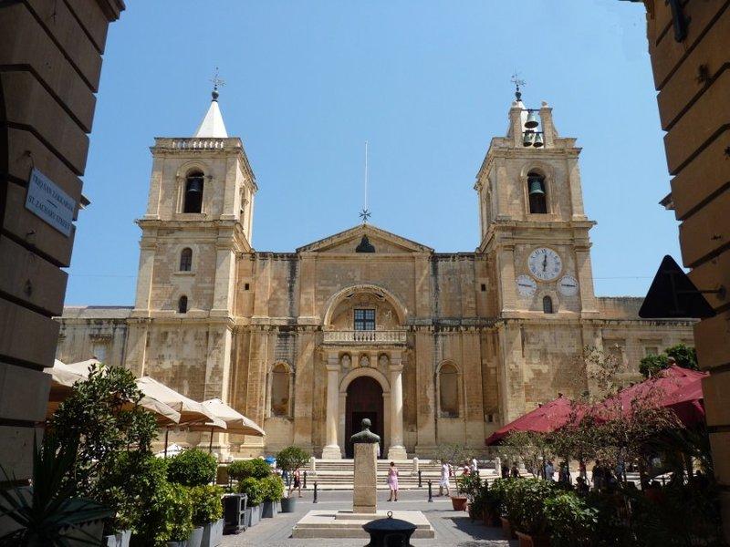Кафедральный собор Св. Иоанна (Мальта)