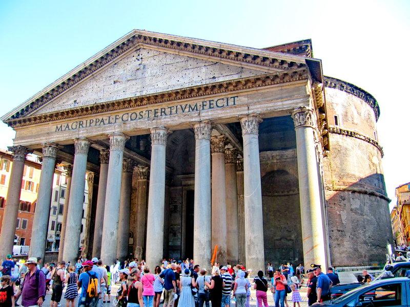 Площадь Ротонда — Рим, Лацио