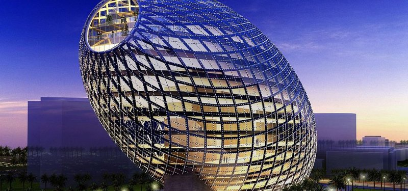 10 самых необычных современных строений, вид которых вас ...