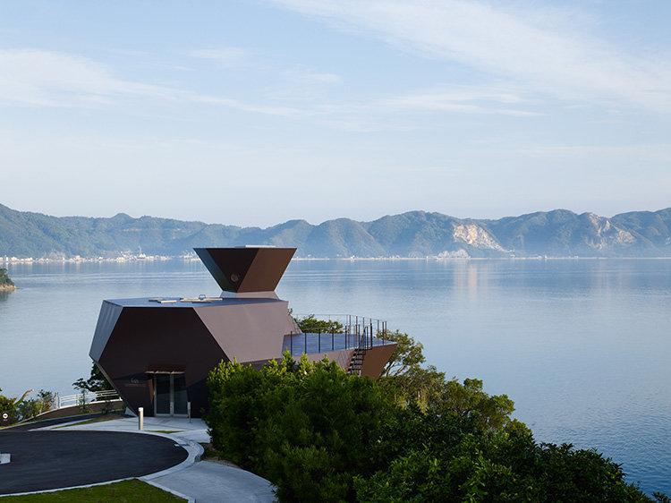 Тойо Ито, музей на острове Омишима