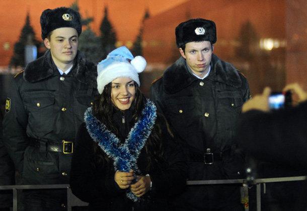 Всю новогоднюю ночь за порядком будут следить полицейские