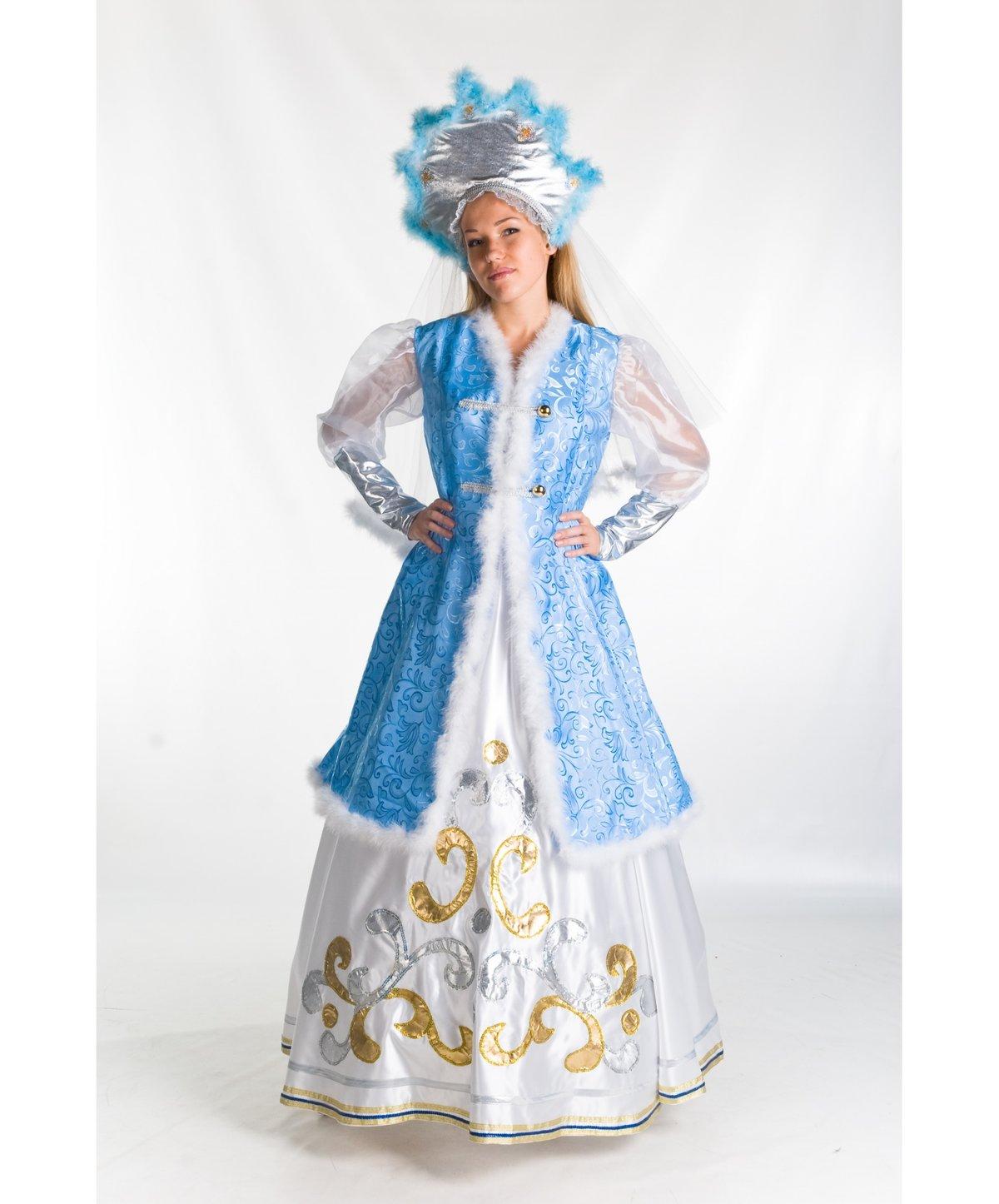 костюм снегурочки в ижевске для девочки фото соплей нет, носу