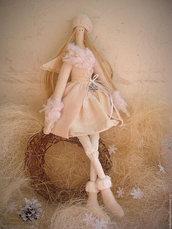 простоты, быстроты зимний ангел тильда картинки она встретила его