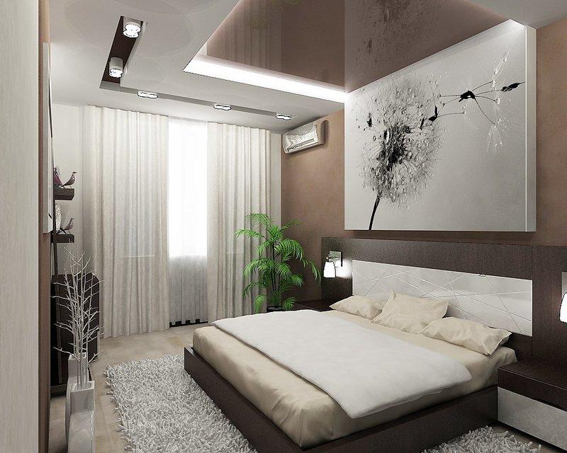 Маленькая спальня в хрущевке дизайн фото