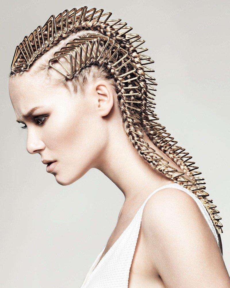 Женские причёски