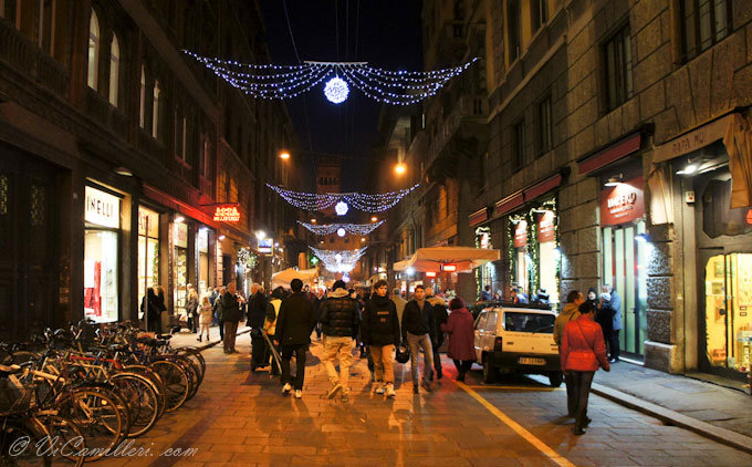 Подсветка улиц