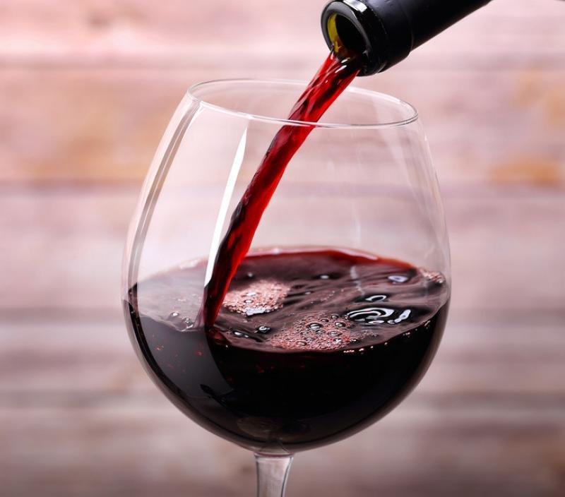 Продукции открыток, картинки с красным вином