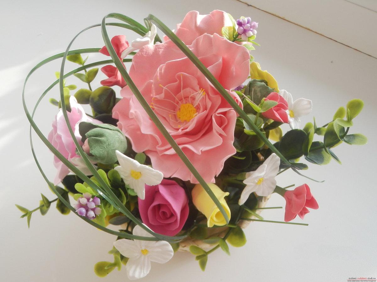 поделки из цветов: икебана, сделанная своими руками. Практический материал по созданию икебаны.