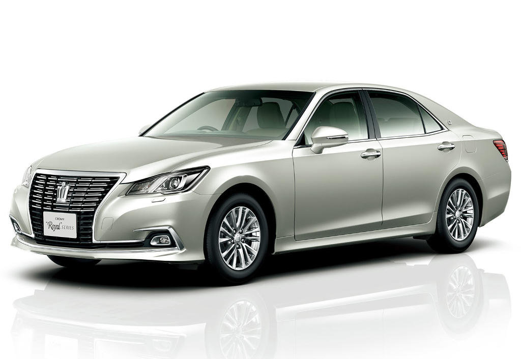 Quot Toyota Crown 2016 Royal Saloon G Quot Card From User Mr
