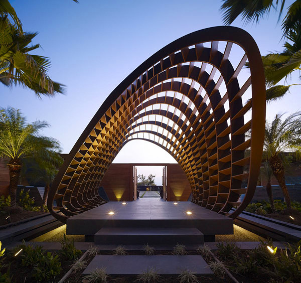 необычная архитектура фото