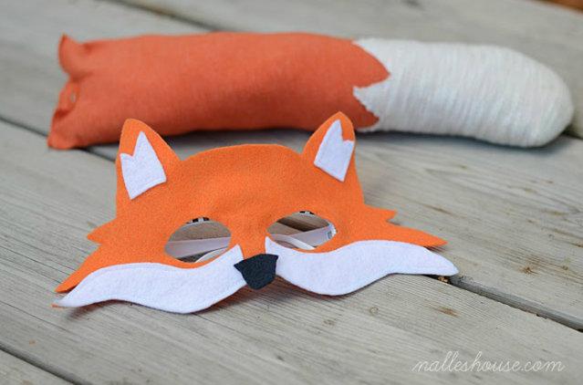 «Карнавальный костюм лисы своими руками» — картка ... - photo#33
