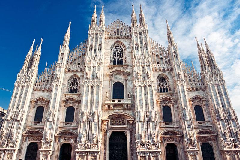 Миланский собор (Милан, Италия)