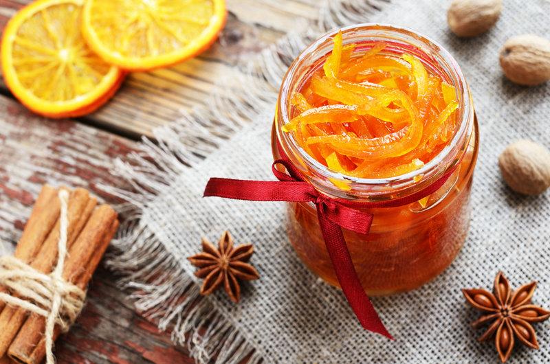 варенье из мандаринов рецепт с фото