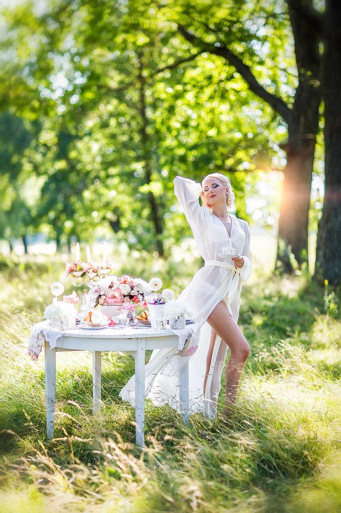 невеста на природе - 6