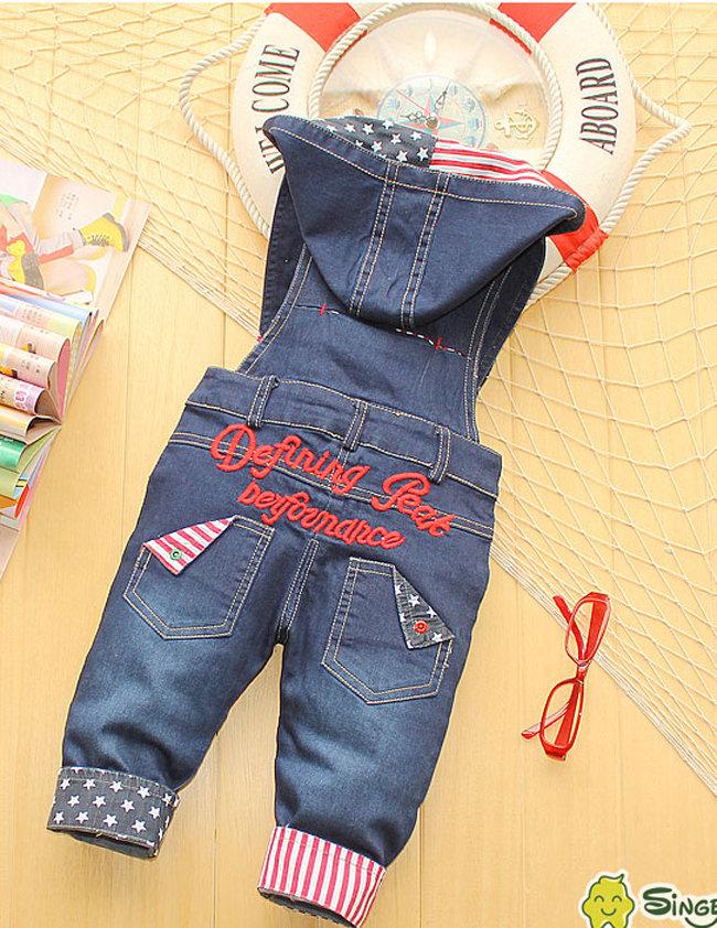 детская одежда из джинсов служба